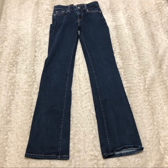 7 For All Mankind Denim - 7 for all mankind Sz 26 skinny boot cut jeans